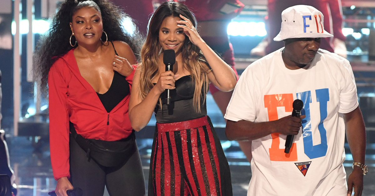 D.C. Makes A Big Impact At This Year's BET Awards
