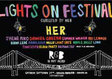 Ari Lennox Joins H.E.R., Jhené Aiko, Summer Walker & More for Lights On Festival