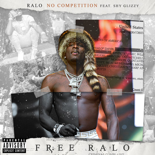 "Shy Glizzy Joins Ralo on ""No Competition"""