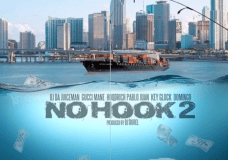 "OJ Da Juiceman Feat. Gucci Mane, Hoodrich Pablo Juan, Key Glock & Domingo – ""No Hook 2"""
