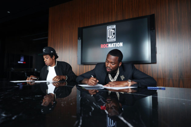 Meek Mill Partners with Roc Nation to Launch Dream Chasers Records