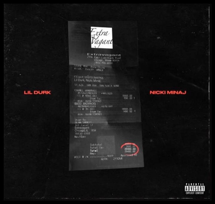 """Lil Durk Feat. Nicki Minaj – """"Extravagant"""""""