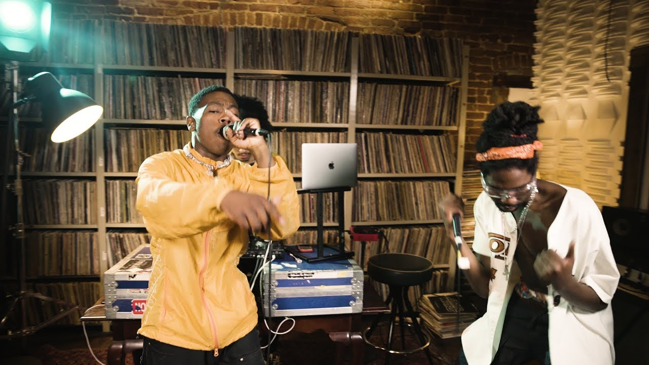 NAPPYNAPPA – Double Dutch Ft. Queens D. Light (Prod. Black Moses)