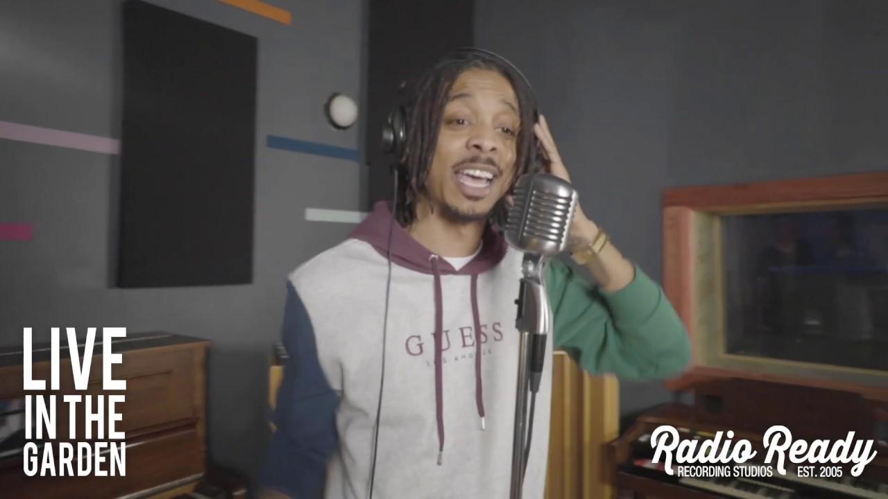 Rari – Live In The Garden Freestyle (Video)