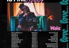 Wale Announces 'Everything Is Fine' Tour Dates