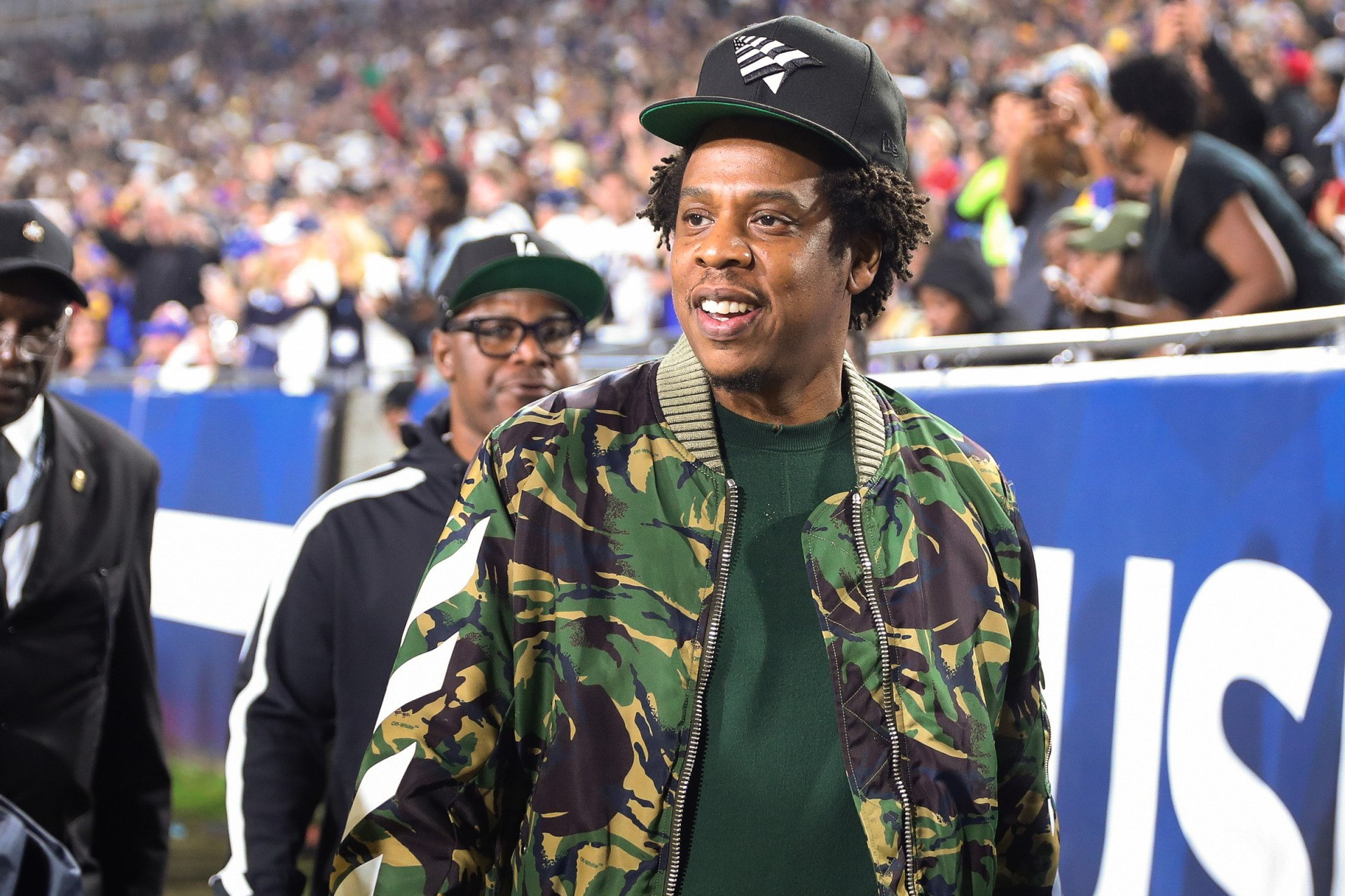 Billionaire Moves: Jay-Z's Roc Nation Partners With The NFL