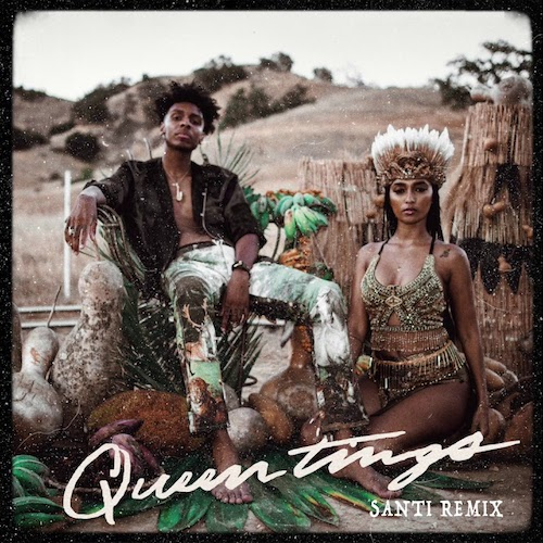 """Masego Feat. Santi – """"Queen Tings (Remix)"""""""