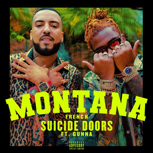 "French Montana Feat. Gunna – ""Suicide Doors"""
