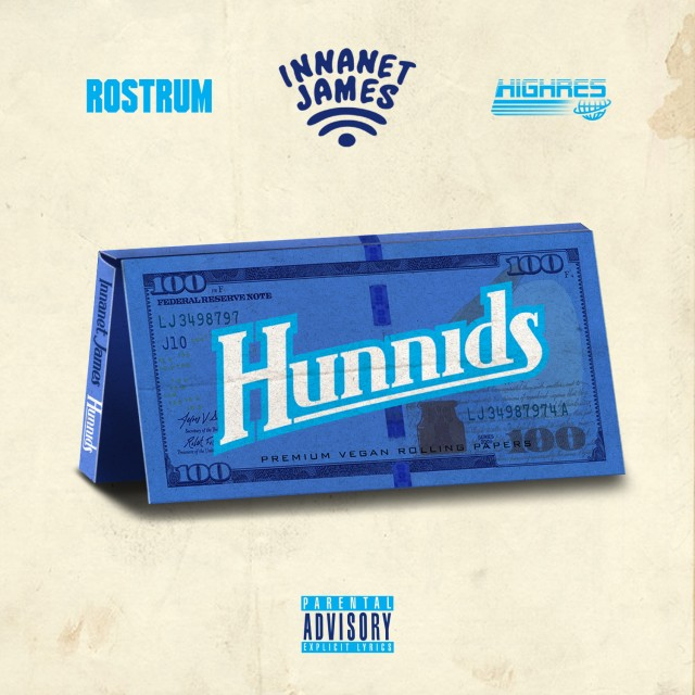 "Innanet James – ""Hunnids"""