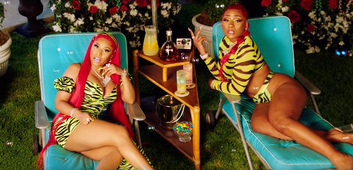 """Megan Thee Stallion Feat. Nicki Minaj & Ty Dolla $ign – """"Hot Girl Summer"""" (Video)"""