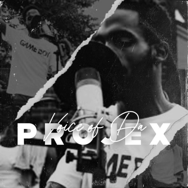 Drilla – 'Voice Of The Projex' (Mixtape)