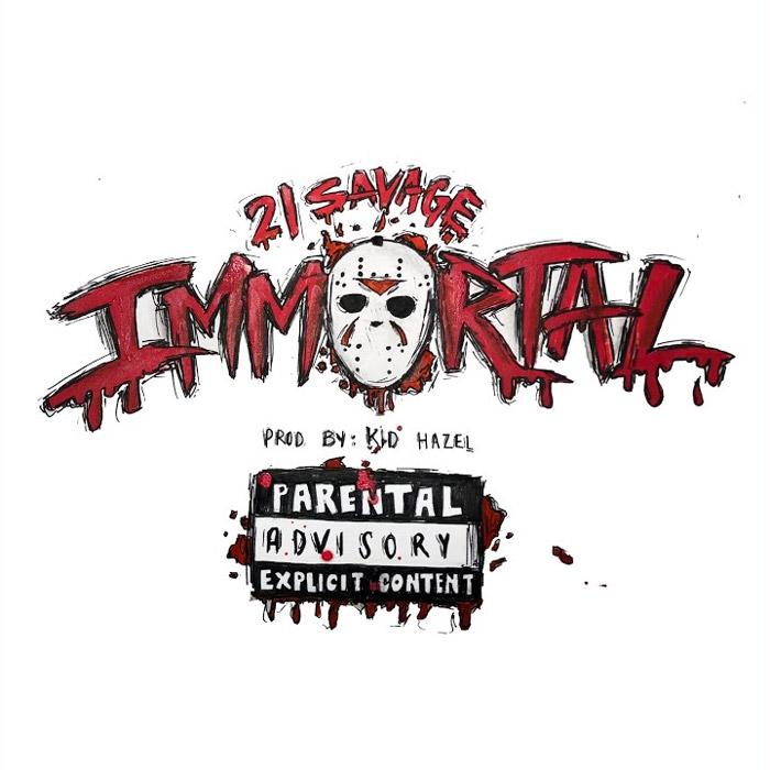 "21 Savage – ""Immortal"" (Video)"
