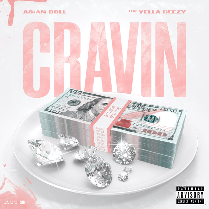 "Asian Doll Feat. Yella Beezy – ""Cravin"""