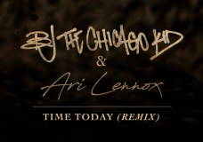 "BJ The Chicago Kid Feat. Ari Lennox – ""Time Today (Remix)"""
