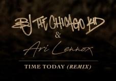 "BJ The Chicago Kid Feat. Ari Lennox – ""Time Today (Remix)"""