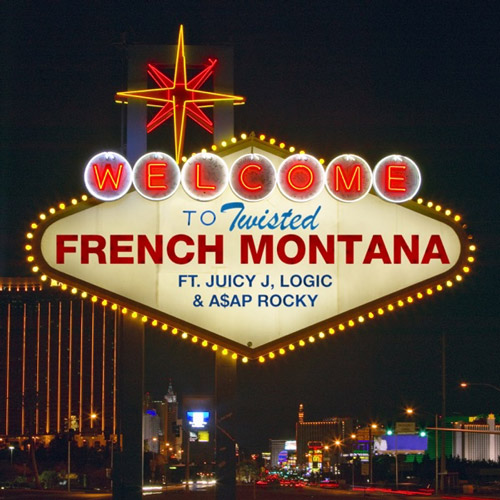 "French Montana Feat. Juicy J, Logic & A$AP Rocky – ""Twisted"""