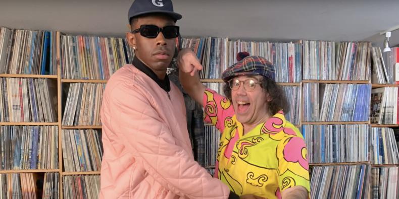 Nardwuar Reunites with Tyler, The Creator (Video)