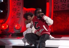 """Wale, Jeremih & Kelly Price Perform """"On Chill"""" & """"Sue Me"""" (Soul Train Awards '19)"""
