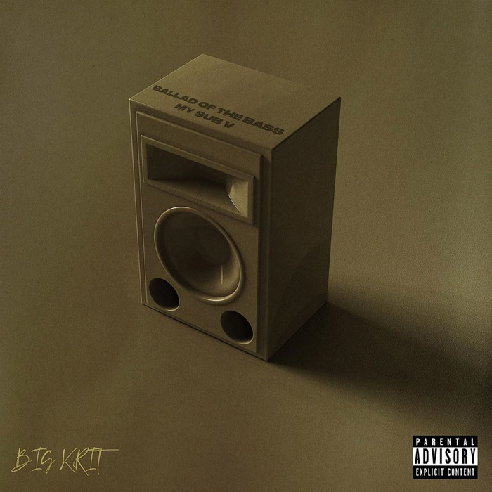 """Big K.R.I.T. – """"My Sub V"""""""