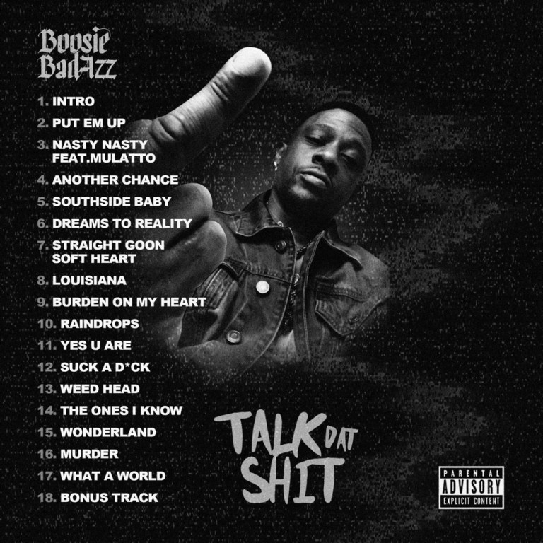 "Boosie Badazz – 'Talk That Sh*t' (Stream); ""Burden On My Heart,"" ""Yes U Are"" & ""Wonderland"" (Videos)"