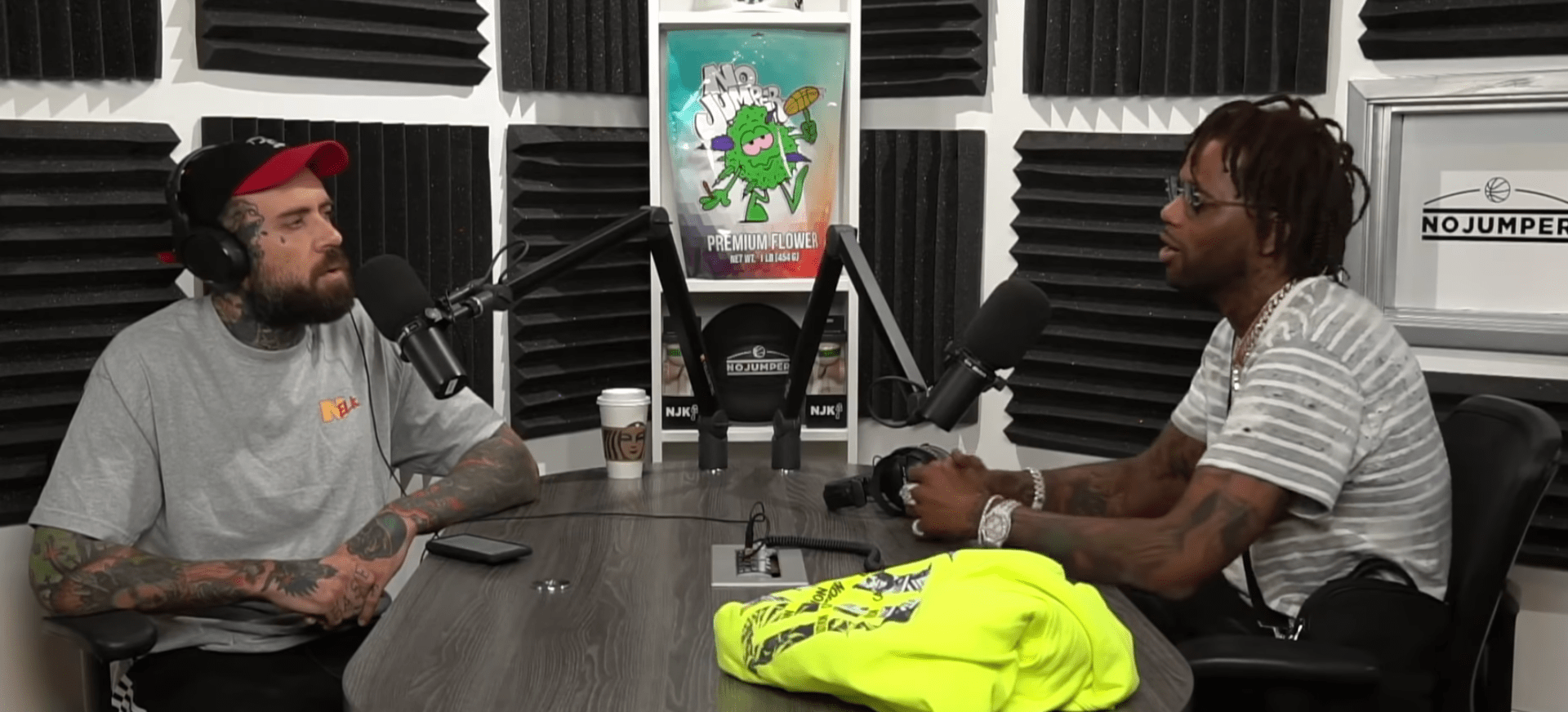 Hoodrich Pablo Juan Speaks On Q Da Fool, Goonew & Lil Dude Conflict