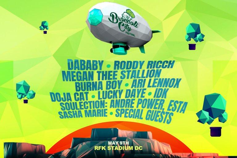 2020 Broccoli City Festival Lineup Announced