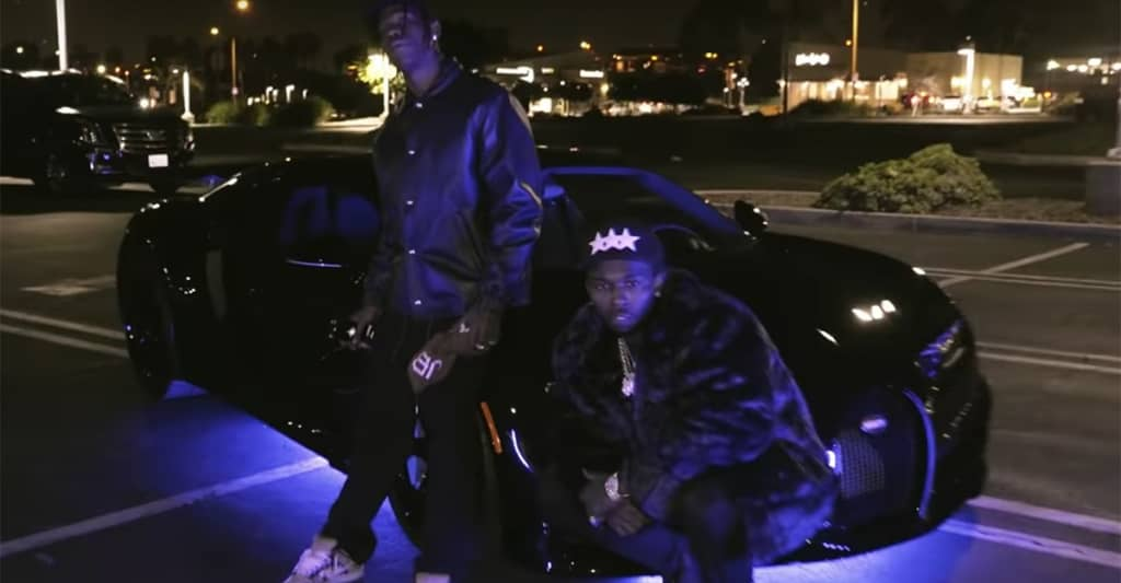 "Travis Scott Feat. Pop Smoke – ""Gatti"" (Video)"