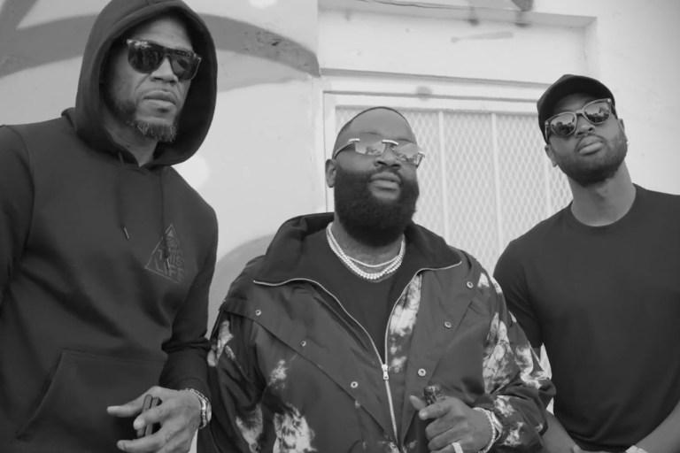"Rick Ross Feat. D. Wade, Raphael Saadiq & UD – ""Season Ticket Holder"" (Video)"