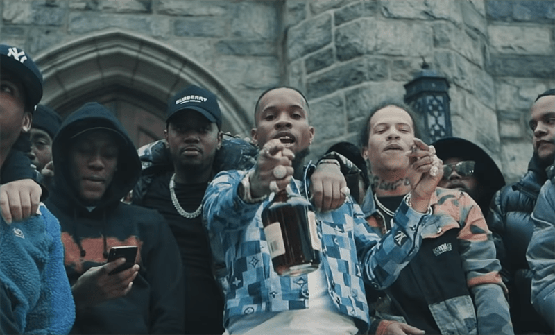 """Tory Lanez Feat. Fivio Foreign – """"K Lo K"""" (Video)"""