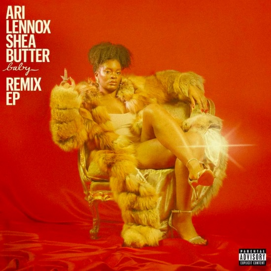 Ari Lennox – 'Shea Butter Baby Remix EP' (Stream)