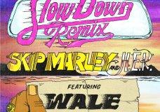 "Skip Marley Feat. H.E.R. & Wale – ""Slow Down (Remix)"""