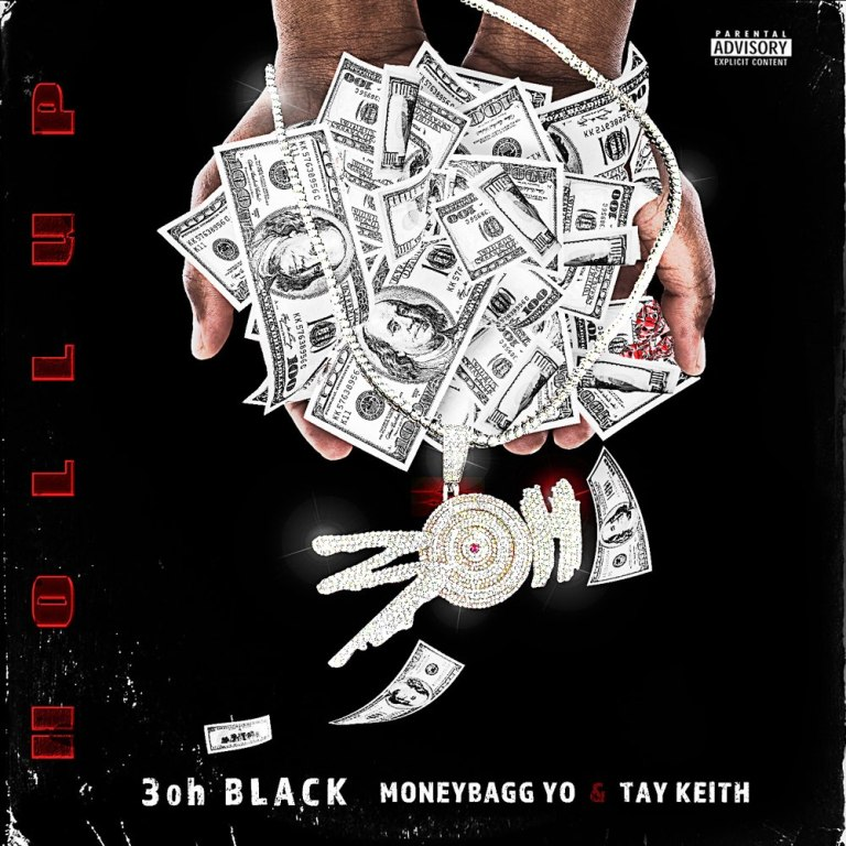 "3ohBlack Feat. Moneybagg Yo & Tay Keith – ""Hollup"""