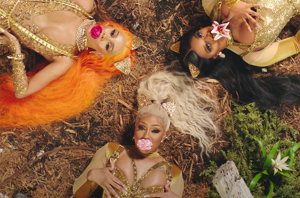 "City Girls Feat. Doja Cat – ""P***y Talk"" (Video)"