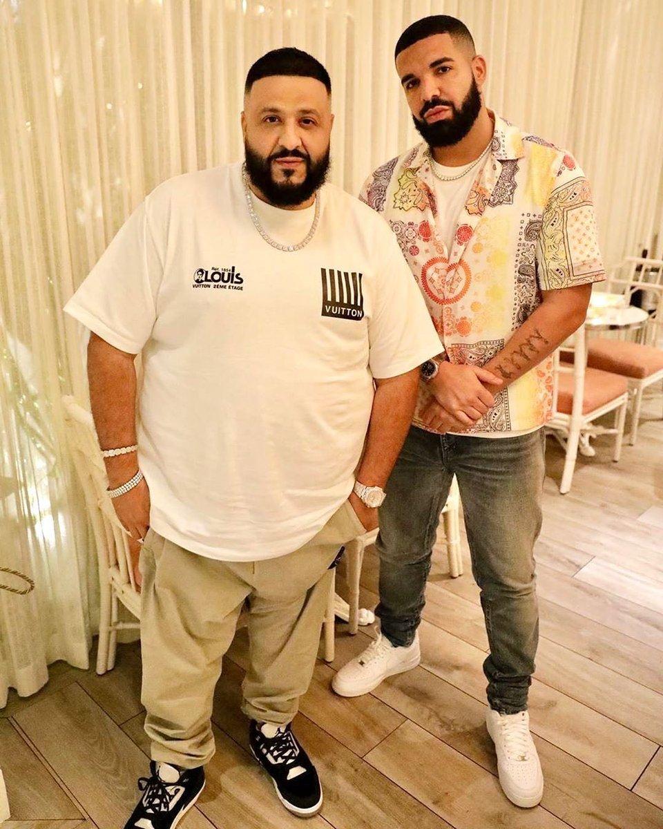 "DJ Khaled Feat. Drake – ""Popstar"" & ""Greece"""