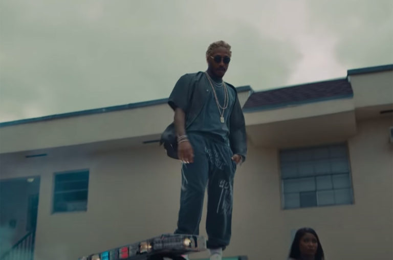 "Future – ""Posted With Demons"" (Video)"