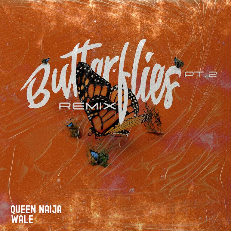 "Queen Naija Feat. Wale – ""Butterflies Pt. 2"" (Remix) (Video)"