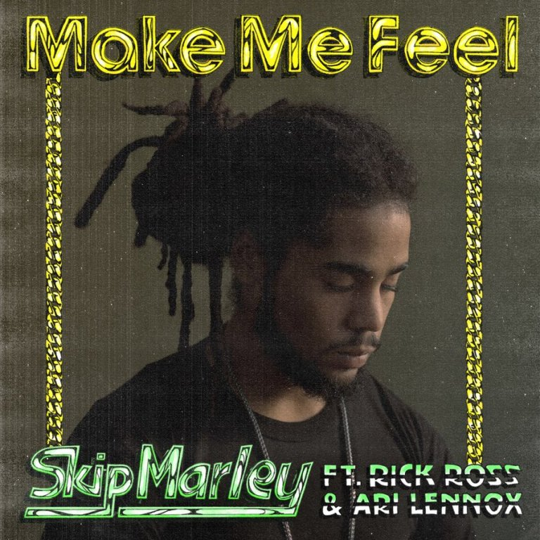 "Skip Marley Feat. Rick Ross & Ari Lennox – ""Make Me Feel"""