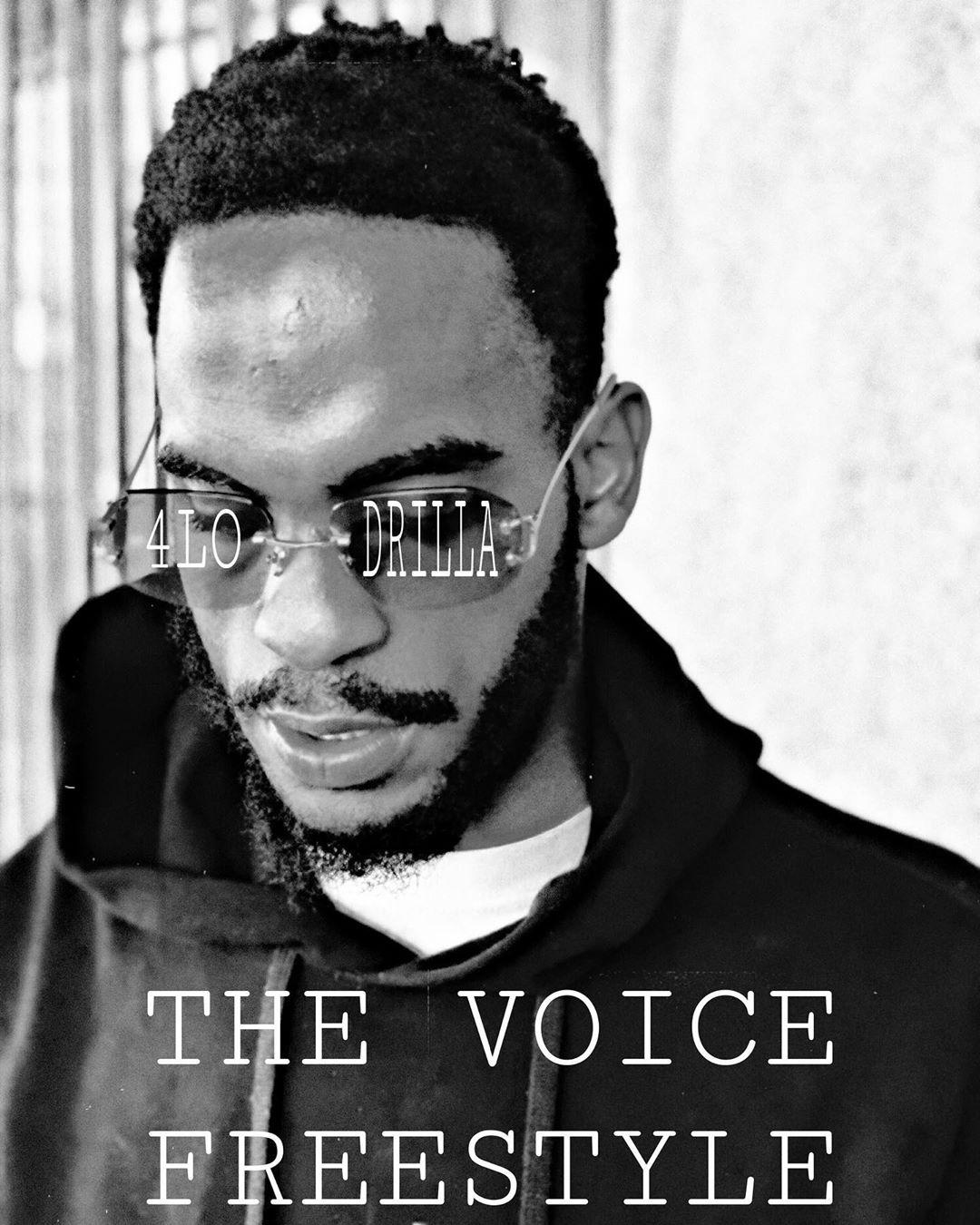 """4LO Drilla – """"The Voice (Freestyle)"""""""