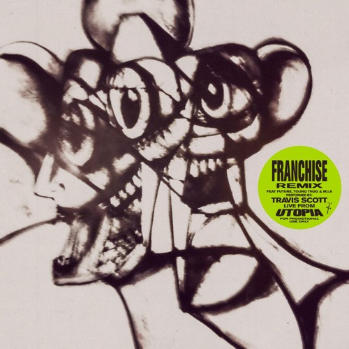 "Travis Scott Feat. Future, Young Thug & M.I.A. – ""FRANCHISE"" (Remix)"