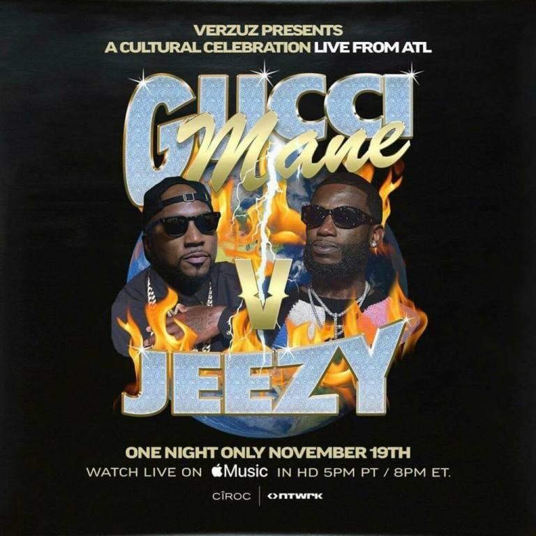 VERZUZ: Gucci Mane Vs. Jeezy (LIVE)