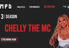 Chelly The MC – AMPD Interview (Video)