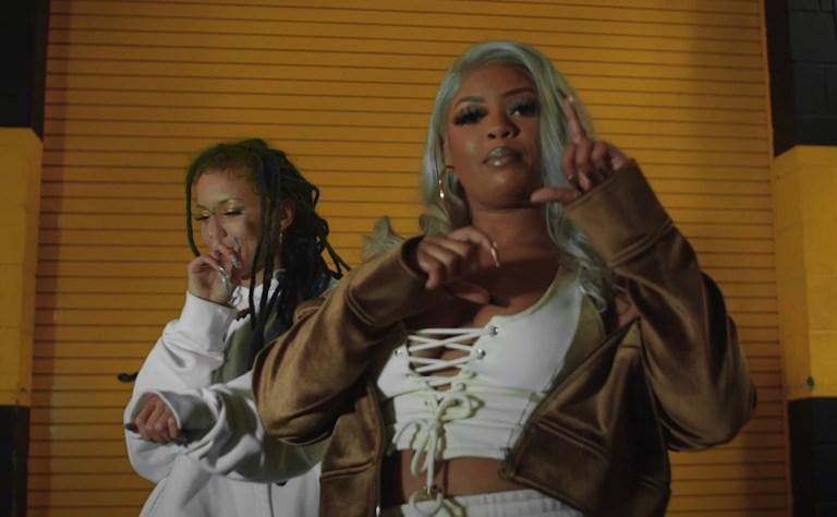 "Drikka & Kelow Latesha – ""Damn"" (Video)"