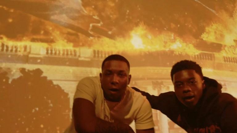 "MoneyMarr Feat. Rah Swish – ""War"" (Video)"
