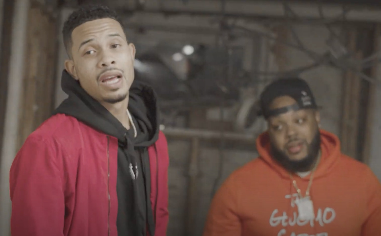 "Sadd Feat. Masi GWOMO – ""Up"" (Video)"