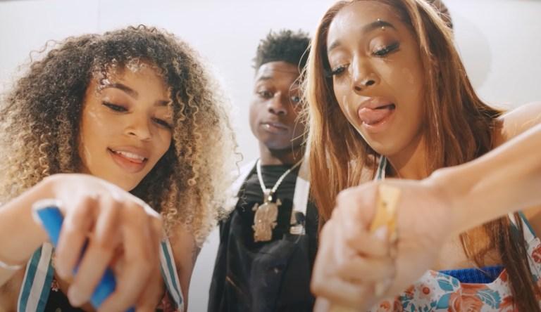 "MoneyMarr – ""Mix It"" (Video)"