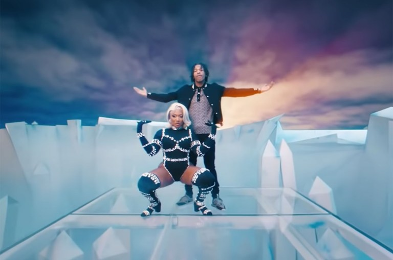 """Lil Baby Feat. Megan Thee Stallion – """"On Me (Remix)"""" (Video)"""