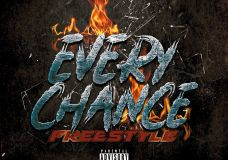 "Black Cobain Feat. Jabb – ""Every Chance Freestyle"""