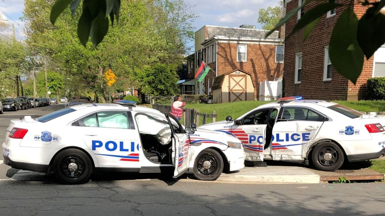 Two Drag Racing D.C. Cops Charged With Reckless Driving
