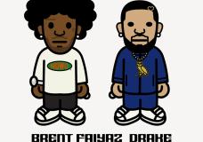 "Brent Faiyaz Feat. Drake – ""Wasting Time"""