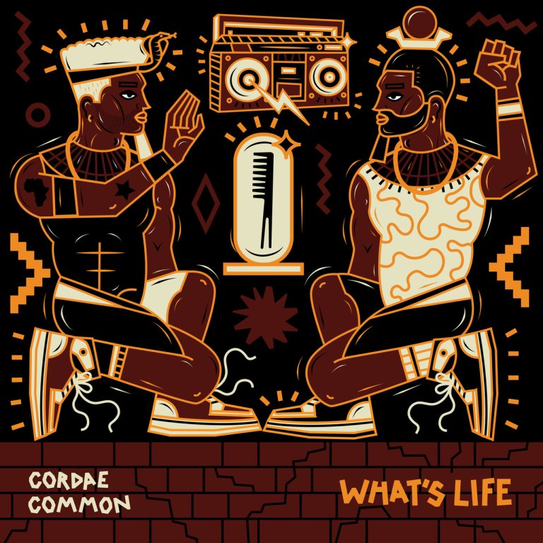 """Common & Cordae – """"What's Life"""""""
